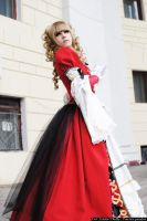 Hizaki cosplay by panoptikym