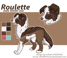 Roulette by xWolfPrincex