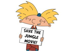 Save The Jungle Movie! by MrShowtime