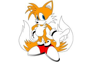 Tails by bw4789
