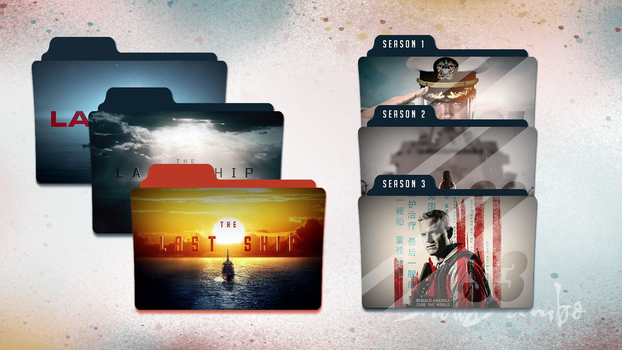 The Last Ship Icon Folders by SnOwBaMboO