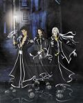 Unholy Trio - commission final by Arallion