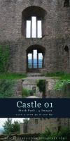 Castle 01 - Stock Pack by kuschelirmel-stock