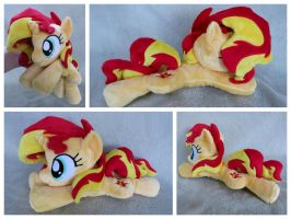 Sunset Shimmer Beanie - Bright Eyes by equinepalette