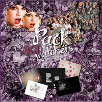 +Pack 800 watchers by GetOutTheFloor