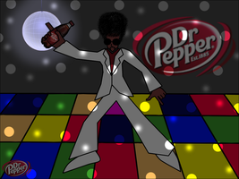 Dr. Pepper Disco by empire539