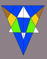 Color Triangle by Daisuke-Paster