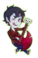Adventure Time: Marshall Lee by Neko6