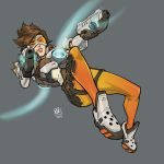 Overwatch: Tracer by KevinRaganit