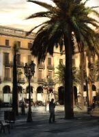 Placa Reial by atomhawk