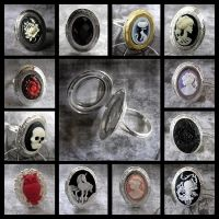 Locket - Poison Rings by LadyStarrlight