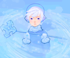 Snow Sugar Cookie by xLhoodies