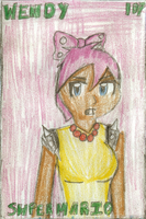 Trading Cards 107: Wendy by RMAfan101