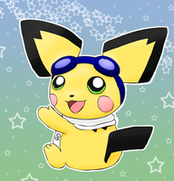 Just Me by pichu90