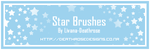 Star Brushes by LivanaStock