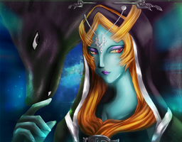 Midna [Hyrule Warriors] by SoulOfUndead