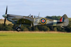Supermarine Spitfire HF.IXe by Daniel-Wales-Images