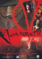 V for Vendetta by Xantiel