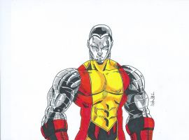 Colossus by MikeES