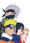 Team 7 by Naruto-lover16