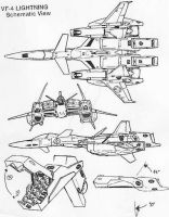 VF-4 FAST Packs Schematic View by StudioOtaking