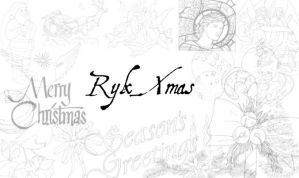Ryk_Xmas brushes by Rykan