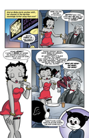 Betty Boop Dynamite Comic #2 (Page 10) by Rapper1996