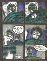 Clocks mini comic- Sleep by Peepoland