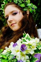 Flower Fairy by MSXHinter by ViviansPhotographs