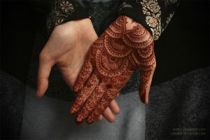 Henna 9 - Without Paste II by Exillior
