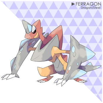 192: Ferragon by LuisBrain