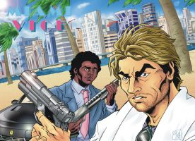 Miami Vice by DarkKnight81