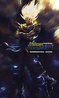 DragonBall Z by TheWangster