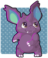 033 Nidorino by Miss-Glitter