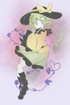 Quiet Koishi by Captain-Nero
