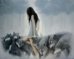 A Sheep Amongst Wolves by jremmers