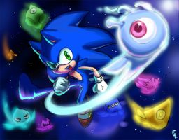 Sonic Colors by Captain-Tot