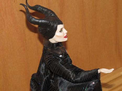maleficent finished 2 by shorenx3