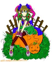 +Pumpkin Patch Queen+ by Wish-Makers