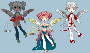Adopt Auction- love birds CLOSED by copycat01