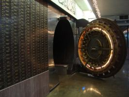 STLCM Bank Vault by M3-Productions