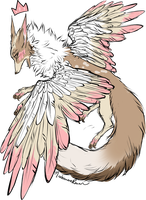 YCH Raffle Prize: Blossom Crown by MischievousRaven