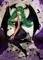 Morrigan by AlcoholicRattleSnake