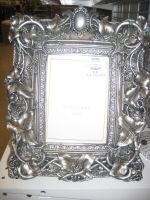 Silver Frame by minystock