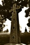 Celtic Cross IV by touch-the-flame