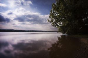 PAIMPONT LAKE by Balrogofchaos