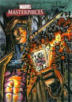 Gambit MM3 Sketch Card by DKuang