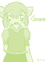 Request - Green-Toned Garo by yana-chan