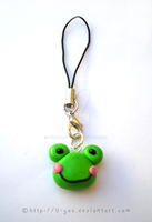 Cute frog by TokiCrafts