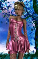Pretty In Pink by Aphrodite-NS